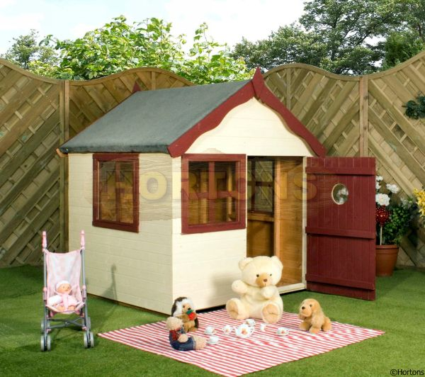 Snug Playhouse - Click Image to Close